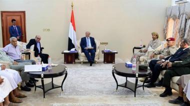 Yemen inicia diálogo en Suiza, comienza alto el fuego