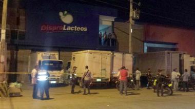 Asesinan a vigilante en pleno turno de trabajo en Montería