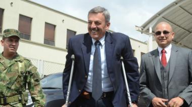El coronel en retiro Alfonso Plazas Vega.
