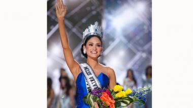 """Miss Universo 2015: sentí """"alegría""""  y """"preocupación"""""""
