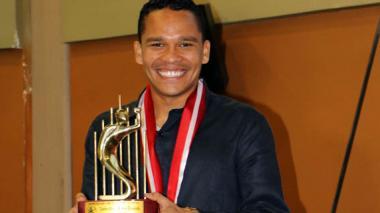 El deportista del año en Atlántico es Carlos Bacca