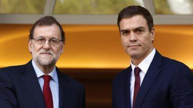Rajoy se reune con Sánchez para buscar acuerdos y formar gobierno