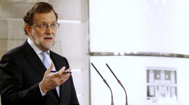 Rajoy dice que seguirá presionando para formar un gobierno de coalición