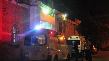 Dos heridos en medio de tiroteo en barrio Colina Campestre