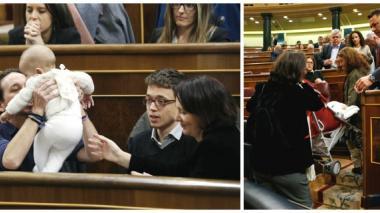 El nuevo aire político y estético del Parlamento español