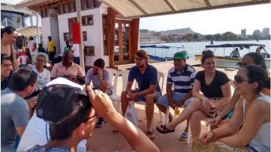 33 turistas vivieron una odisea en mar abierto cuando iban a Islas del Rosario