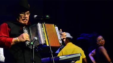 El rey Aníbal Velásquez, en su homenaje, 'volvió' a Mi Kiosquito