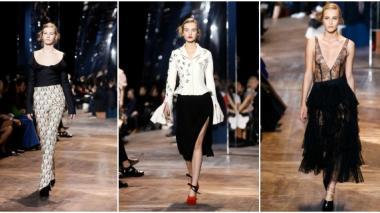 Schiaparelli y Christian Dior atraen a las