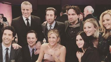 El elenco de 'Friends' se reunió 12 años después