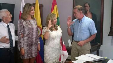 Verano posesiona a Zandra Vásquez como secretaria de la Mujer y Equidad de Género