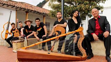 Grupo Cimarrón del gran río Orinoco, invitado especial a la Noche del Río 2016.