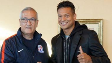 Guarín cambia al Inter por el Shanghai