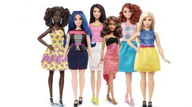 Barbie anuncia tres nuevos tipos de cuerpo en sus muñecas