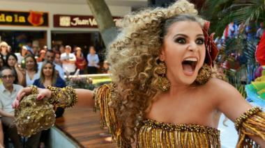 15.000 bailarines prenderán la fiesta hoy en la Guacherna