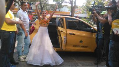 """Reina invita a """"entregar las llaves"""" en Carnavales"""