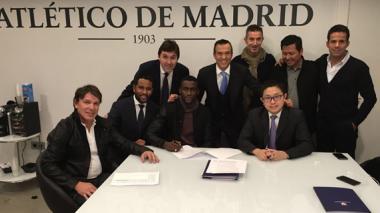 Jackson cambia el Atlético de Madrid por el Guangzhou