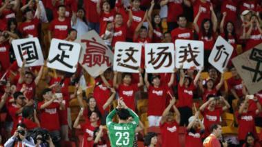 ¿Cómo es el fútbol 'made in' China?