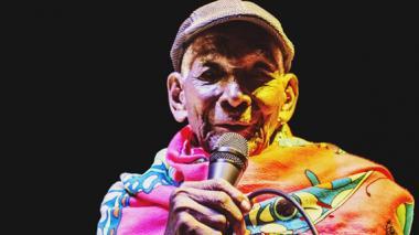 Magín Díaz es autor de 'Rosa', un tema clásico del folclor que fue interpretado por Carlos Vives.
