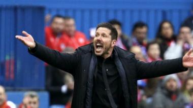 Simeone llega a 100 triunfos en la Liga Española con el Atlético