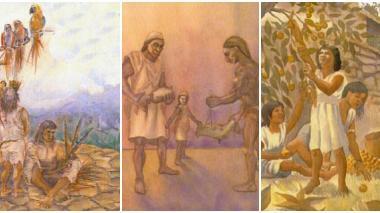 Actividades como el cultivo, la caza se reflejan en las condiciones de salud de los ancestros del Atlántico.