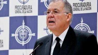 Procuraduría abre investigación disciplinaria formal contra el general Palomino