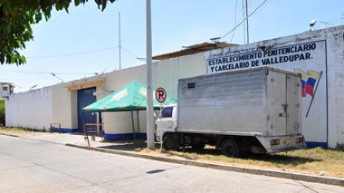 La capacidad de la Cárcel Judicial de Valledupar es de 256 internos, pero hoy conviven 1.040.