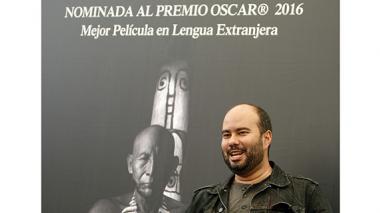 Ciro Guerra durante el anuncio de la nominación el pasado 14 de enero de este año.