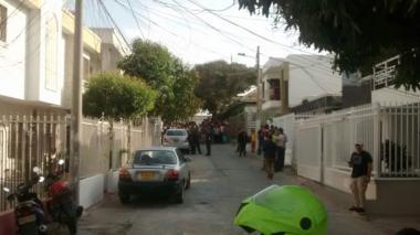 Barrio San Felipe.