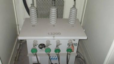 Electricaribe detecta otra estación de gasolina con transformador ilegal