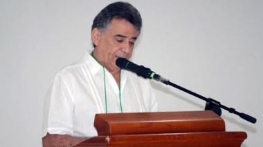Gobernador de Sucre, Édgar Martínez Romero.