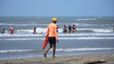 """""""Aumenta la intensidad del viento y el oleaje en el mar Caribe"""": CIOH"""