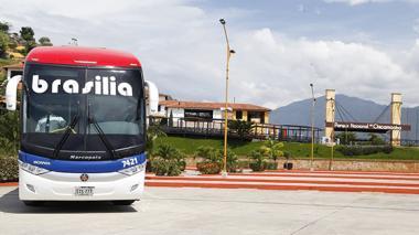 Descubra Colombia viajando en carretera