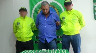 """Policía captura a alias """"Pompeyo"""""""