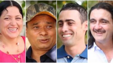 Estos son los 4 nuevos negociadores de las Farc