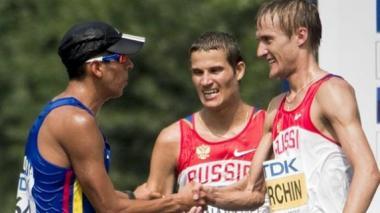 Cinco años después de correr, colombiano se convierte en campeón Mundial de Atletismo
