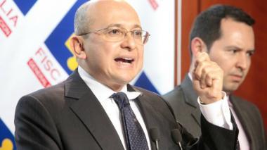Culmina periodo Montealegre, el polémico fiscal de la paz