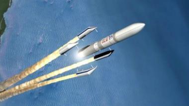 Europa prepara su futura nave espacial, el Ariane 6