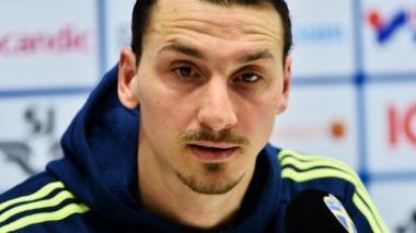 Zlatan Ibrahimovic actualmente es el referente futbolístico de Suecia y del PSG francés.
