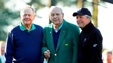 Tres legendarios del Masters de Augusta dan inicio a la edición 2016