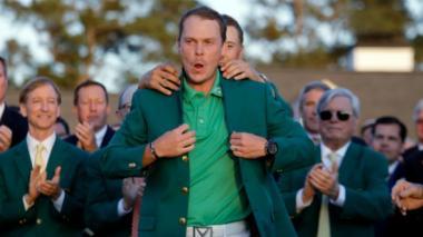 El inglés Danny Willett se viste de verde en Augusta