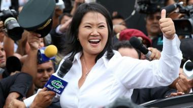 Keiko Fujimori gana elecciones, pero debe ir a segunda vuelta