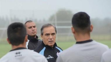 """""""La muerte de Perea es una gran pérdida para el fútbol de Barranquilla"""": Saporiti"""