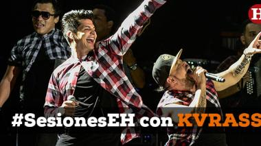 KVRASS le pone sabor a #SesionesEH