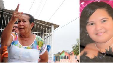 """""""La apuñaló porque se demoró cobrando unos postres"""": familiares de mujer asesinada"""