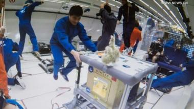 La impresora será utilizada en los planes de contruir una estación espacial en 2020.