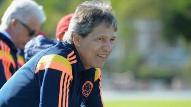 Carlos 'Piscis' Restrepo, técnico de las categorías menores de la Selección Colombia.