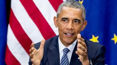"""Obama califica de """"inspirador"""" para Colombia el proceso de paz de Irlanda del Norte"""