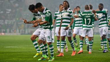 Teófilo no deja de marcar en Portugal