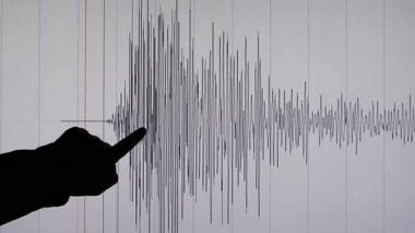 Terremoto de 5,6 grados en la costa suroeste de México