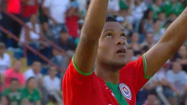 El delantero cordobés Miguel Ángel Borja Hernández.